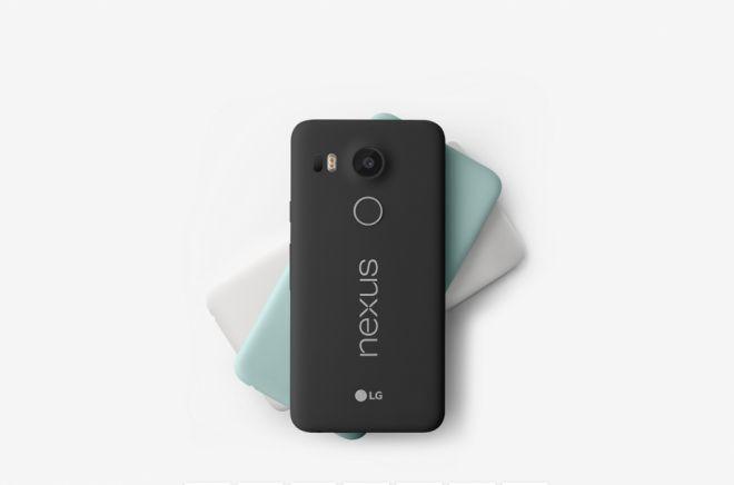 LG Nexus 5X ok