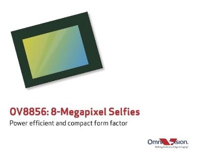 OmniVision OV8856 e OV8855