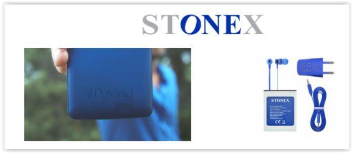 Stonex One DaVinci