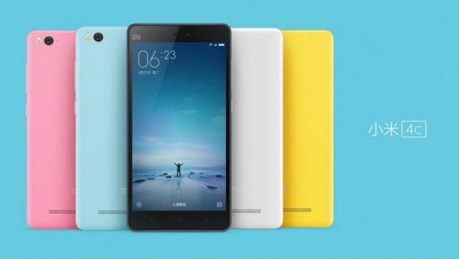 Ufficiale lo Xiaomi Mi 4c con schermo da 5 Full HD e Snapdragon 808