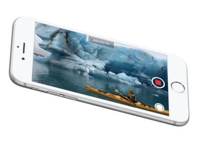 iPhone 6s Video 4k