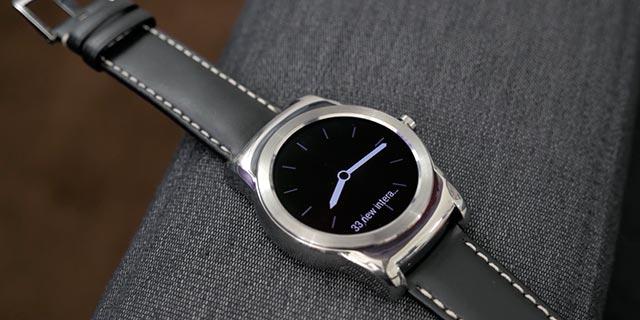 Nuovo smartwatch LG