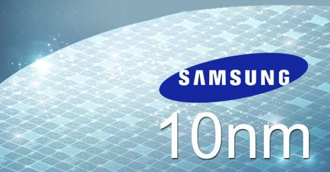 processori a 10 nm samsung