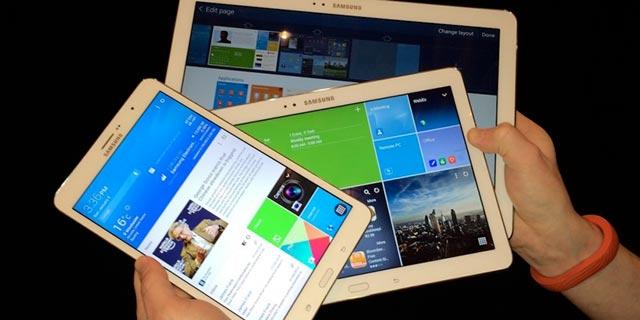 "Aggiornamento Samsung Galaxy Tab Pro 12.2"""