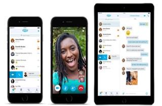 Aggiornamento Skype iOS 9 le notifiche saranno interattive