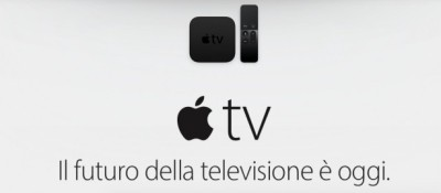Apple TV ufficialmente disponibile