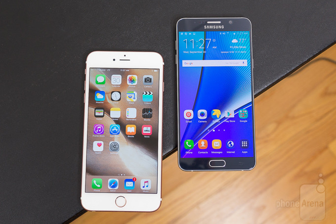 Apple-iPhone-6s-Plus-vs-Samsung-Galaxy-Note5-Review-TI