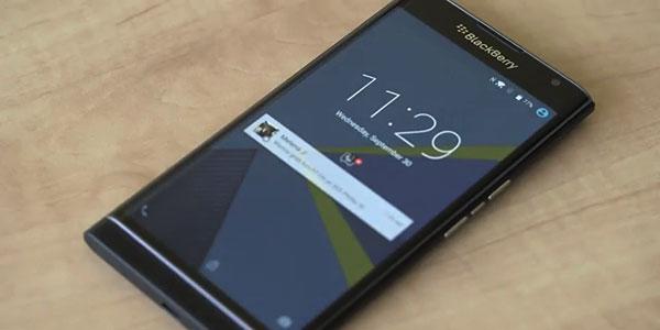 Applicazioni Blackberry Priv