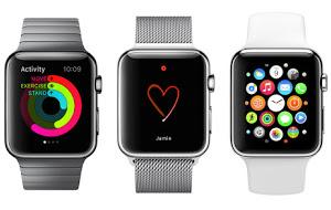 Aggiornare il software di Apple Watch