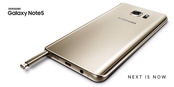Galaxy Note 5 Europa