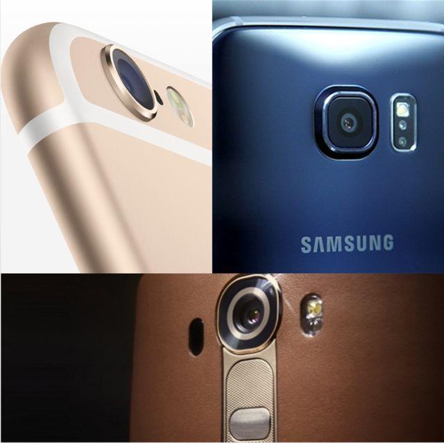 Galaxy S6 VS iPhone 6s VS LG G4 VS iPhone 6 Fotocamere a Confronto prova