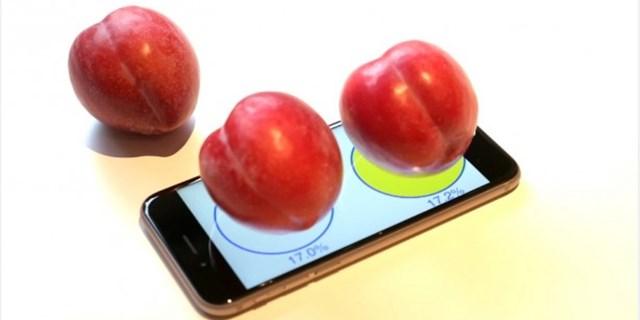 iPhone 6s diventa bilancia