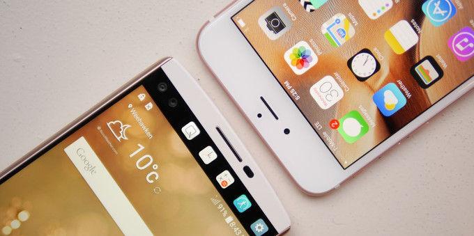 LG V10 VS iPhone 6s Plus LG V10 VS iPhone 6s Plus