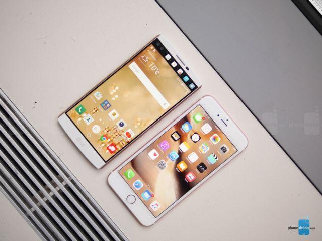 LG V10 VS iPhone 6s Plus P1080460.JPG