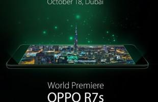 Oppo R7s specifiche