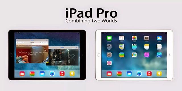Uscita iPad Pro