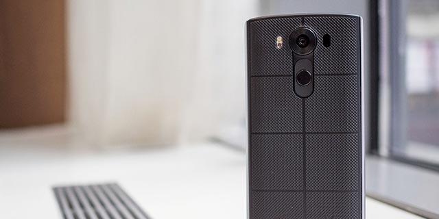 Debutto LG V10