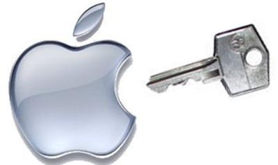 sicurezza veste iOS