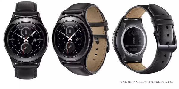 Amazon Samsung Gear S2