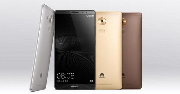Caratteristiche Huawei Mate 8