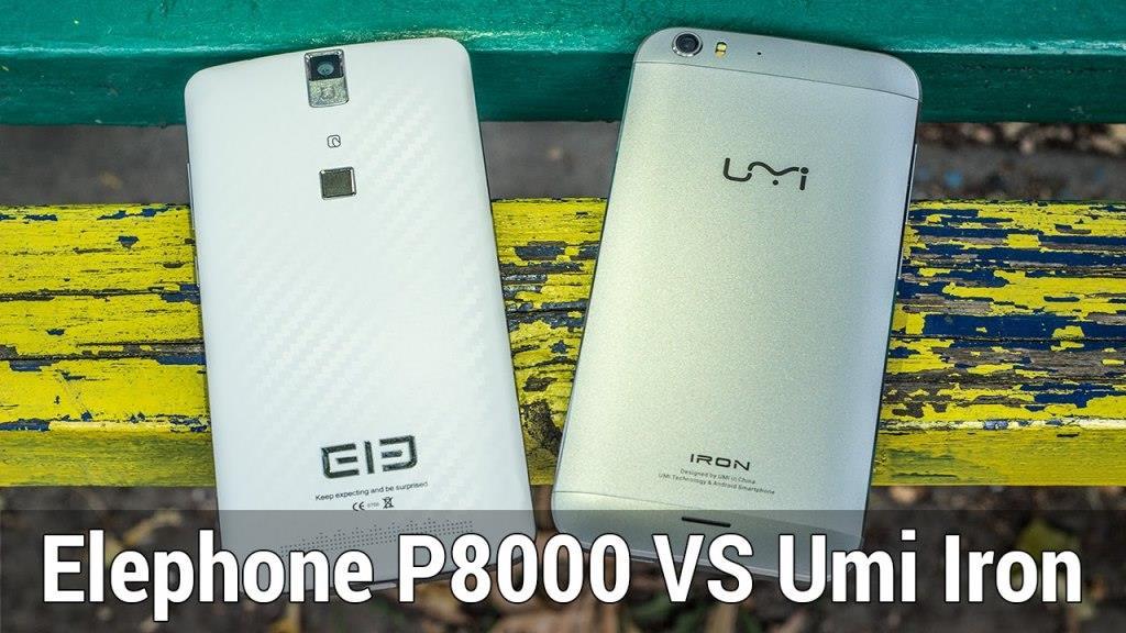 Elephone VS UMI Ecco la risposta alla campagna di UMi Smash Elephone P8000. Se ci avete seguito negli ultimi giorni, avrete anche notato e letto una notizia veramente particolare