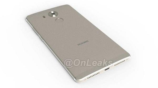 Prima immagine Huawei Mate 8
