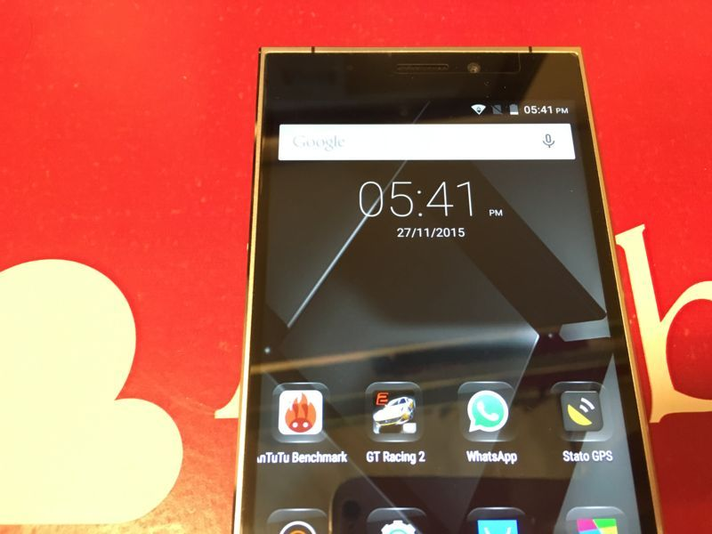 Video Recensione Doogee F5 IMG_1689
