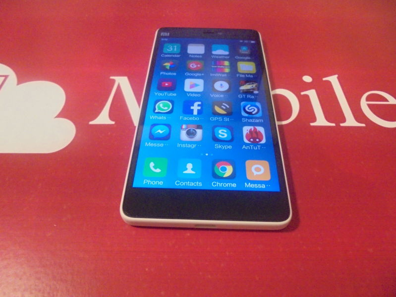 Video Recensione Xiaomi Mi 4c DSC00207