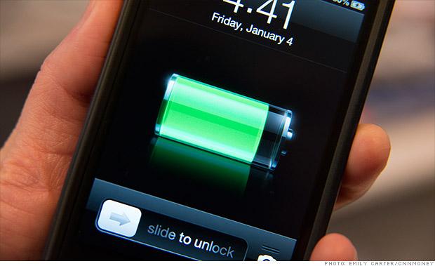 autonomia smartphone
