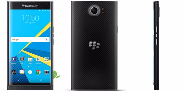 bootloader blackberry priv