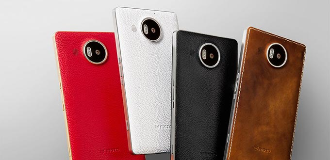 Cover Microsoft Lumia 950