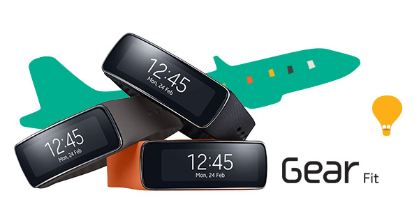 offerta Samsung Gear Fit