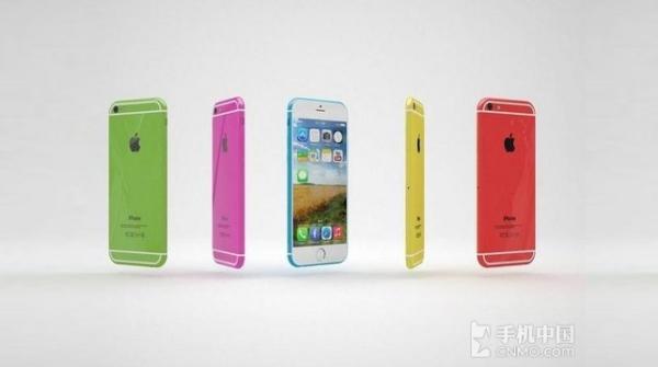 iPhone 6C versioni colorate