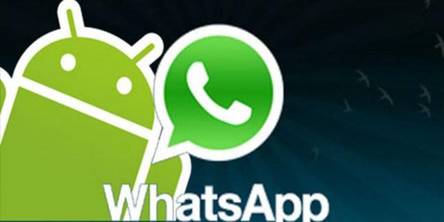 Aggiornamento Whatsapp Android