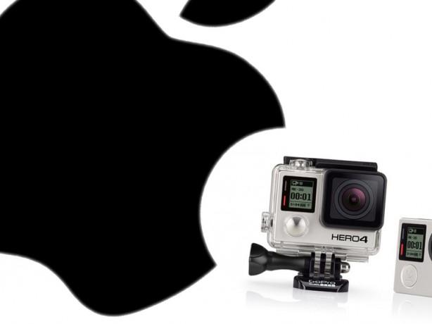 Apple acquista Go Pro