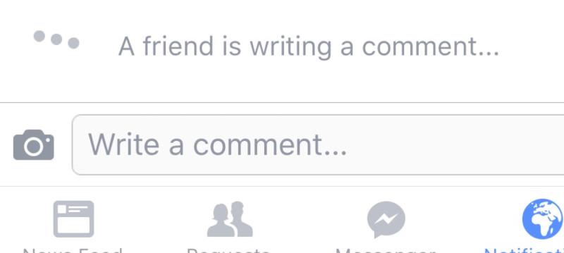 Avviso Facebook