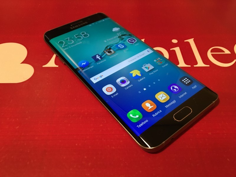 Recensione Samsung Galaxy S6 Edge Plus IMG_1866