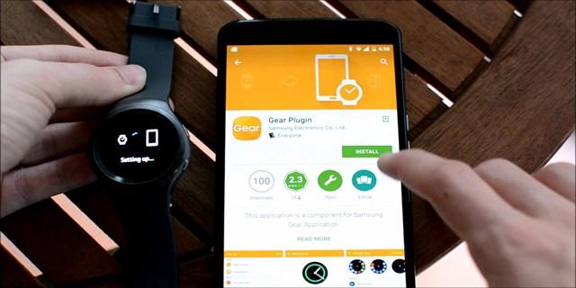 Samsung Gear S2 problemi