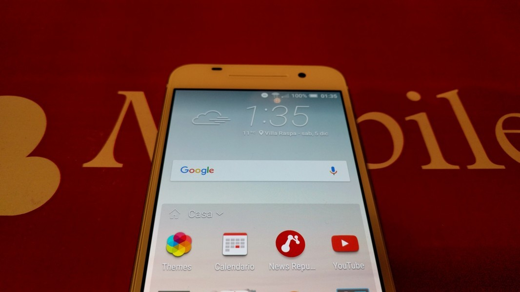 Video Recensione HTC One A9 con Android 6 Marshmallow 2015-12-05 01.35.45