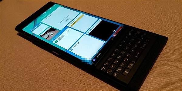 aggiornamenti app Blackberry Priv