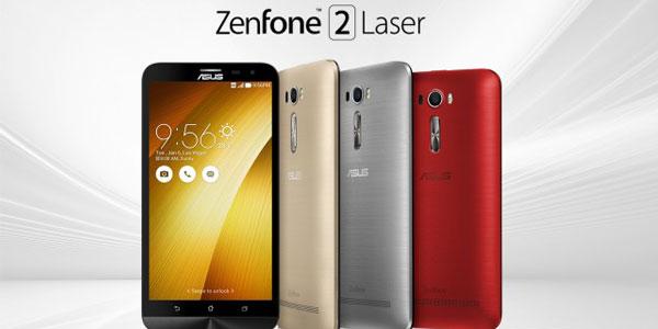 aggiornamento Zenfone 2 Laser