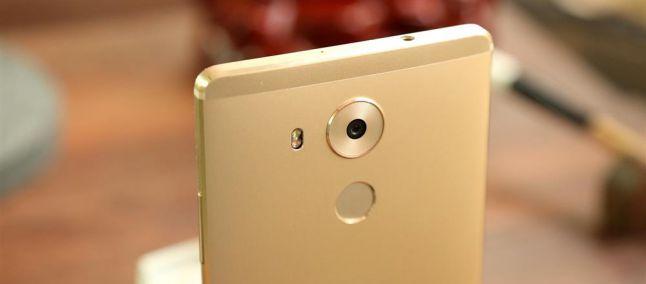 foto Huawei Mate 8