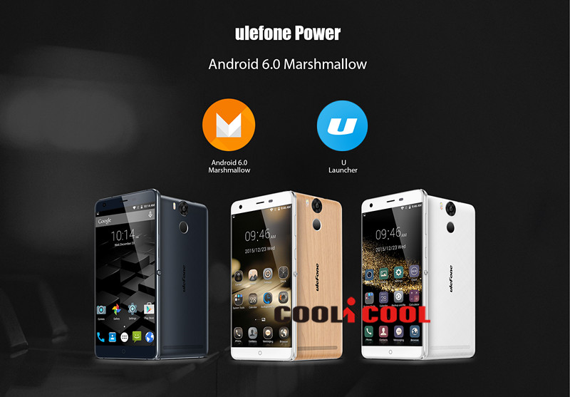 ulefone power 6050 mah