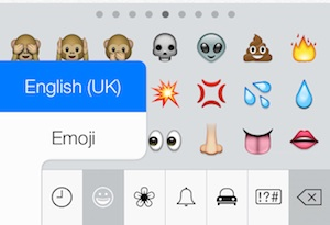 Aggiungere Tastiera Emoji iPhone