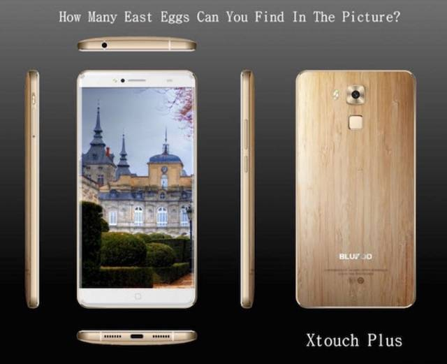 Bluboo XTouch Plus