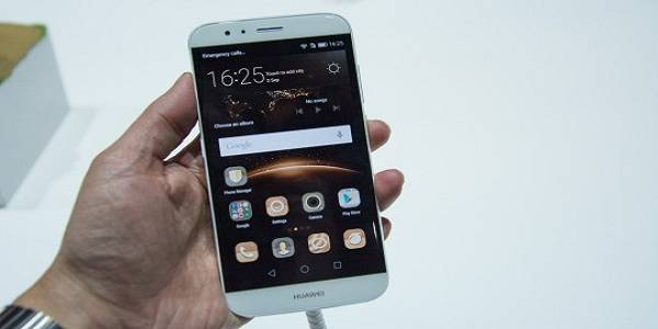 Come fare uno screenshot su Huawei G8