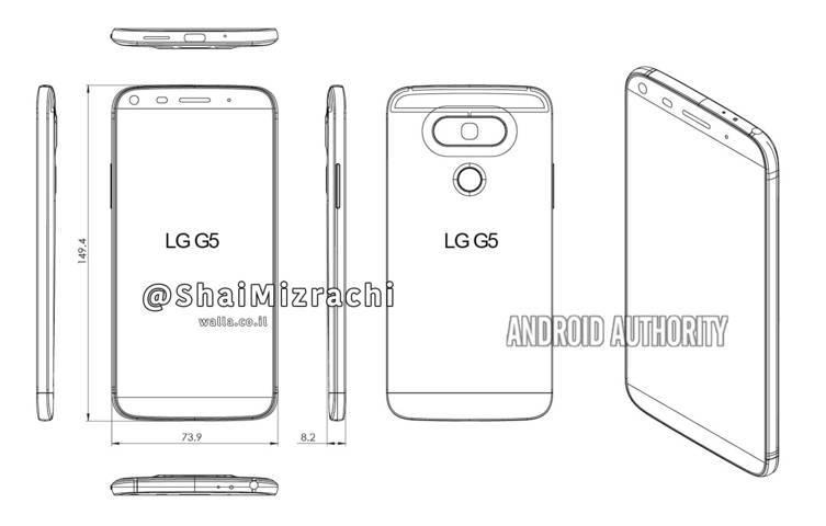 Design LG G5