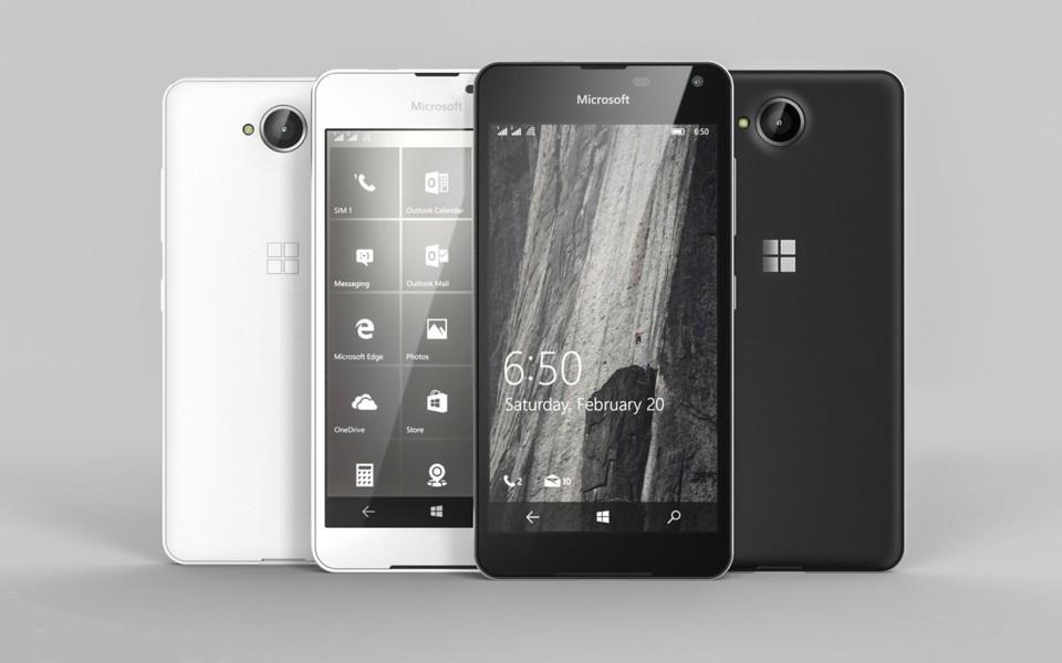 Nuovo Microsoft Lumia 650