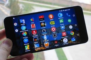 Rotazione schermo android