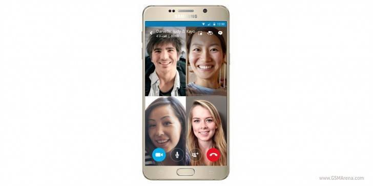Video chiamate di Gruppo Skype